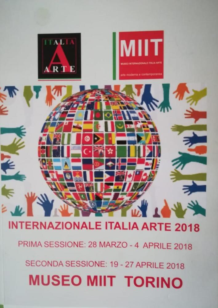 Internazionale Italia Arte 2018