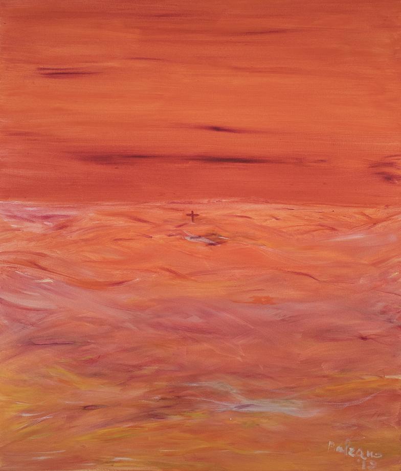Solitudini (passeggiata nel deserto II)